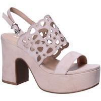 Παπούτσια Γυναίκα Σανδάλια / Πέδιλα Apepazza GRC02 Ροζ
