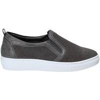 Παπούτσια Γυναίκα Slip on Grunland SC3617 Γκρί