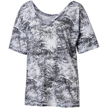 Υφασμάτινα Γυναίκα T-shirt με κοντά μανίκια Puma 515721 Γκρί