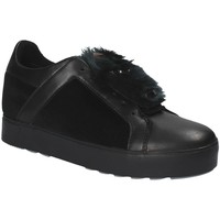 Παπούτσια Γυναίκα Χαμηλά Sneakers Apepazza RSW03 Μαύρος
