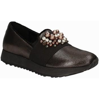 Παπούτσια Γυναίκα Slip on Apepazza MCT14 Γκρί