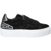 Παπούτσια Γυναίκα Χαμηλά Sneakers Janet Sport 40912 Μαύρος