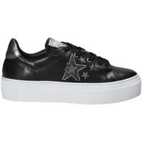 Παπούτσια Γυναίκα Χαμηλά Sneakers Janet Sport 40914 Μαύρος