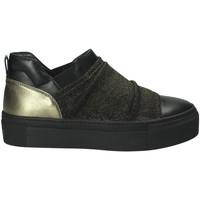Παπούτσια Γυναίκα Slip on Janet Sport 40904 Μαύρος