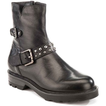 Παπούτσια Γυναίκα Μποτίνια Lumberjack SW37101 001 B01 Μαύρος