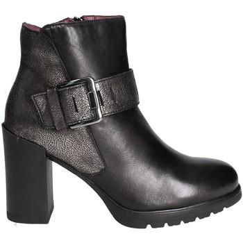 Παπούτσια Γυναίκα Μποτίνια Stonefly 109414 Μαύρος