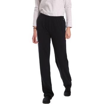 Υφασμάτινα Γυναίκα Παντελόνες / σαλβάρια Key Up 549F 0001 Μαύρος