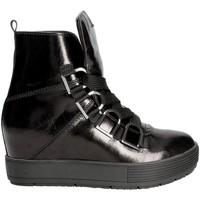 Παπούτσια Γυναίκα Ψηλά Sneakers Fornarina PI18MJ1071I000 Μαύρος