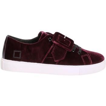 Παπούτσια Γυναίκα Χαμηλά Sneakers Date W271-AB-VV-PU Βιολέτα