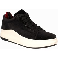 Παπούτσια Γυναίκα Χαμηλά Sneakers Exé Shoes F17006882016 Μαύρος