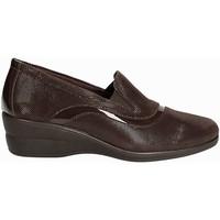 Παπούτσια Γυναίκα Μοκασσίνια Susimoda 871516 καφέ
