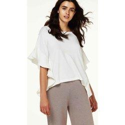 Υφασμάτινα Γυναίκα Μπλούζες Liu Jo M67098MA99E λευκό
