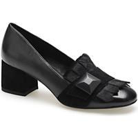 Παπούτσια Γυναίκα Μοκασσίνια Apepazza ADY02 Μαύρος