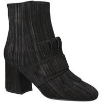 Παπούτσια Γυναίκα Μποτίνια Apepazza LTZ02 Μαύρος