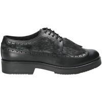 Παπούτσια Γυναίκα Derby Mally 4665SA Μαύρος
