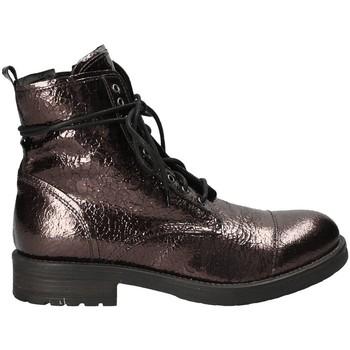 Παπούτσια Γυναίκα Μπότες Mally 5038 καφέ