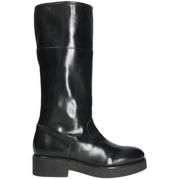 Παπούτσια Γυναίκα Μπότες για την πόλη Mally 5096Z Μαύρος