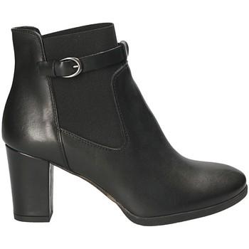 Παπούτσια Γυναίκα Μποτίνια Mally 5114 Μαύρος