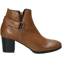 Παπούτσια Γυναίκα Μποτίνια Mally 5404 καφέ