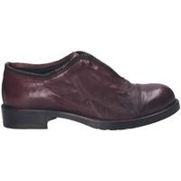 Παπούτσια Γυναίκα Derby Mally 5523 το κόκκινο
