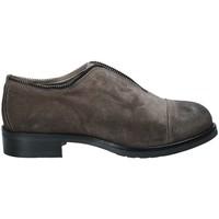 Παπούτσια Γυναίκα Derby Mally 5523 Γκρί
