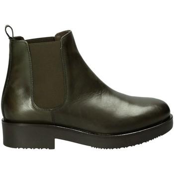 Παπούτσια Γυναίκα Μποτίνια Mally 5535J Πράσινος