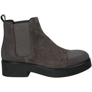 Παπούτσια Γυναίκα Μποτίνια Mally 5536 καφέ