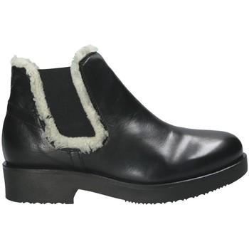 Παπούτσια Γυναίκα Μποτίνια Mally 5894 Μαύρος
