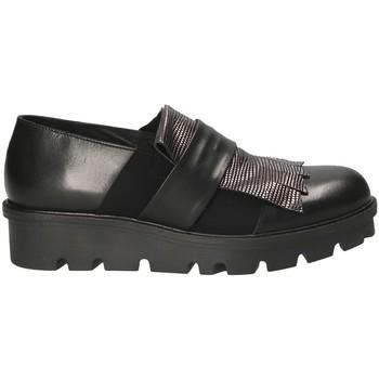 Παπούτσια Γυναίκα Slip on Mally 5965 Μαύρος