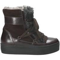 Παπούτσια Γυναίκα Snow boots Mally 5990 καφέ