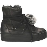 Παπούτσια Γυναίκα Snow boots Mally 5991 Μαύρος