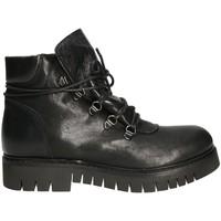 Παπούτσια Γυναίκα Μπότες Mally 5997 Μαύρος