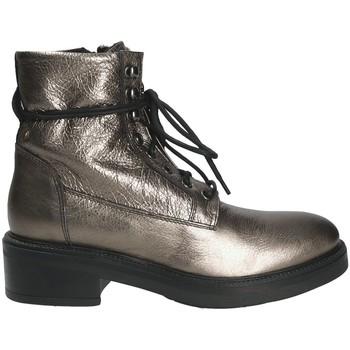 Παπούτσια Γυναίκα Μποτίνια Mally 6005 Γκρί