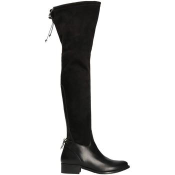 Ψηλές μπότες Mally 6077-1