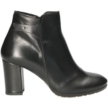 Παπούτσια Γυναίκα Μποτίνια Mally 5017S Μαύρος