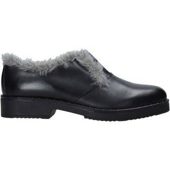 Παπούτσια Γυναίκα Derby Mally 5885DB Μαύρος