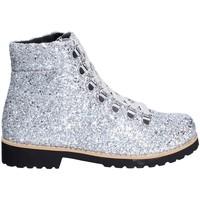 Παπούτσια Γυναίκα Μπότες Fornarina PI18HI1143G090 Γκρί