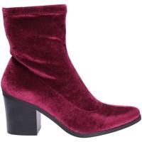 Παπούτσια Γυναίκα Μποτίνια Fornarina PI18LI1126A077 το κόκκινο