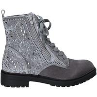 Παπούτσια Γυναίκα Μποτίνια Fornarina PI18RO1140V006 Γκρί