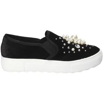 Παπούτσια Γυναίκα Slip on Fornarina PI18RU1149A000 Μαύρος