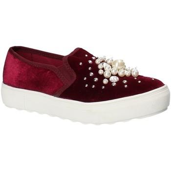 Παπούτσια Γυναίκα Slip on Fornarina PI18RU1149A073 το κόκκινο
