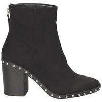 Παπούτσια Γυναίκα Μποτίνια Fornarina PI18SK1142S000 Μαύρος
