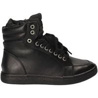 Παπούτσια Γυναίκα Ψηλά Sneakers Fornarina PI18WI1129P000 Μαύρος