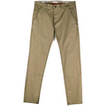 Υφασμάτινα Άνδρας Παντελόνια Chino/Carrot Gaudi 811FU25033 Πράσινος