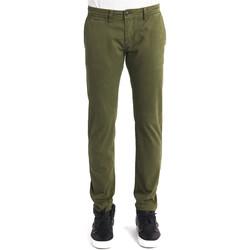 Υφασμάτινα Άνδρας Παντελόνια Chino/Carrot Gaudi 821BU25007 Πράσινος
