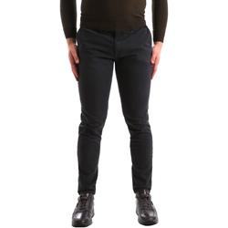 Υφασμάτινα Άνδρας Παντελόνια Chino/Carrot Gaudi 821FU25013 Γκρί