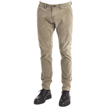 Υφασμάτινα Άνδρας Παντελόνια Chino/Carrot Gaudi 821FU25013 Μπεζ