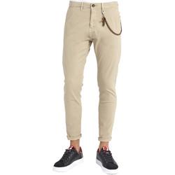 Υφασμάτινα Άνδρας Παντελόνια Chino/Carrot Gaudi 911BU25002 Μπεζ