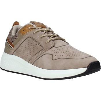 Παπούτσια Άνδρας Χαμηλά Sneakers Wrangler WM01070A Μπεζ