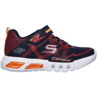 Παπούτσια Παιδί Χαμηλά Sneakers Skechers 90542N Μπλε